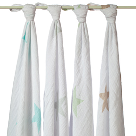 super star scout classic swaddles