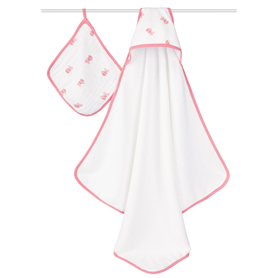 bathing beauty hooded towel sets