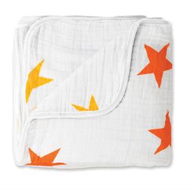super star - orange + yellow classic dream blankets