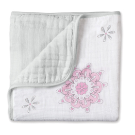 for the birds - medallion classic dream blankets