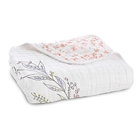 birdsong - noble nest classic dream blanket