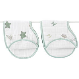 up up and away classic burpy bibs