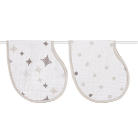 shine on classic burpy bibs