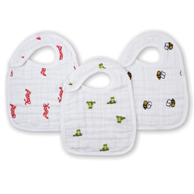 mod about baby classic snap bibs