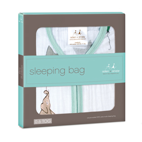 up, up & away - elephant classic sleeping bags