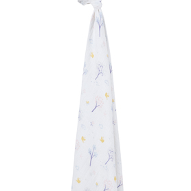 forest print classic swaddle
