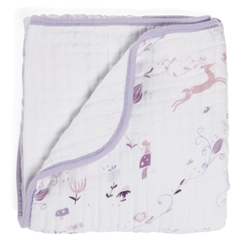 once upon a time organic dream blanket
