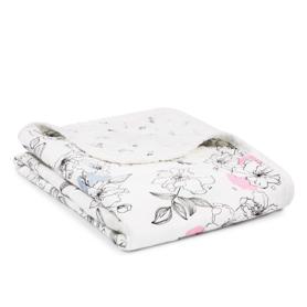 meadowlark silky soft mini dream blanket