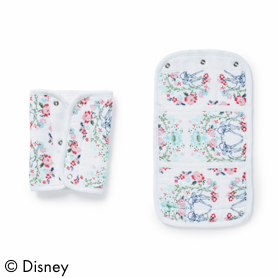 bambi 2-pack disney baby drool pads
