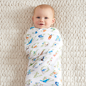 paper tales 4-pack classic swaddles
