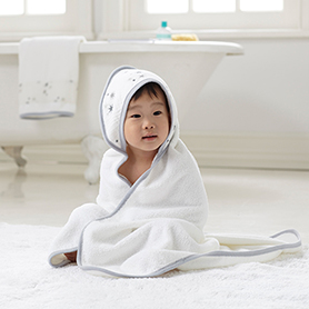twinkle hooded towel sets