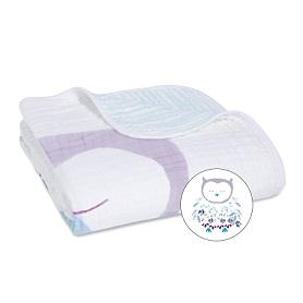 thistle-owlish classic dream blankets
