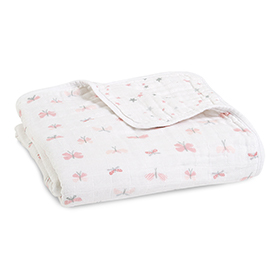 lovely reverie - butterflies classic dream blankets