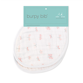 lovely reverie 2-pack classic burpy bibs