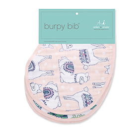 trail blooms 2-pack classic burpy bibs