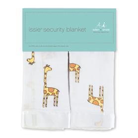 duke - giraffe classic security blankets
