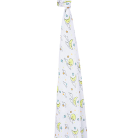 sun + moon organic swaddle