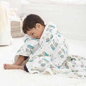 wise guys organic dream blanket
