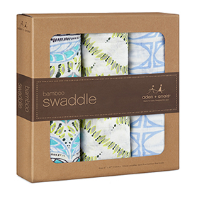 wild one bamboo swaddles