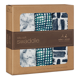 seaport 3 pack silky soft swaddles