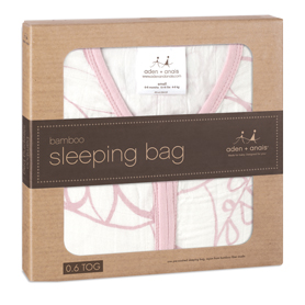 tranquility - leafy bamboo sleeping bags