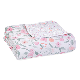 ma fleur-garden party classic dream blanket