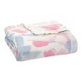 florentine-painterly silky soft dream blanket
