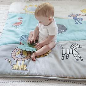 baby bonding  playmat
