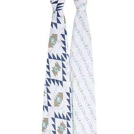 southwest 2-pack classic swaddles