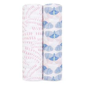 deco 2-pack classic swaddles