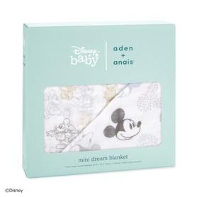 mickey+minnie-magic classic mini dream blanket