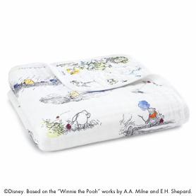 winnie the pooh dream blanket