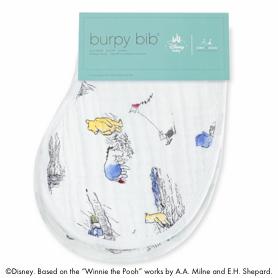 winnie the pooh 2-pack burpy bibs