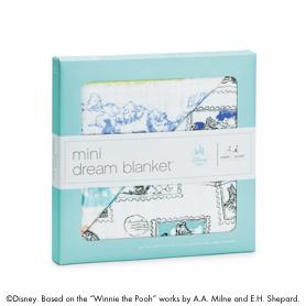 winnie the pooh disney baby mini dream blanket
