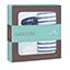 seafaring 2-pack classic swaddles