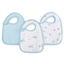 liam the brave classic snap bibs