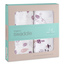 once upon a time 2-pack organic swaddles